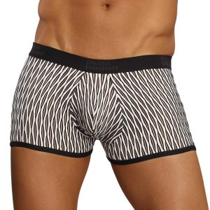 Male Power The Wave Jacquard Boxer Shorts